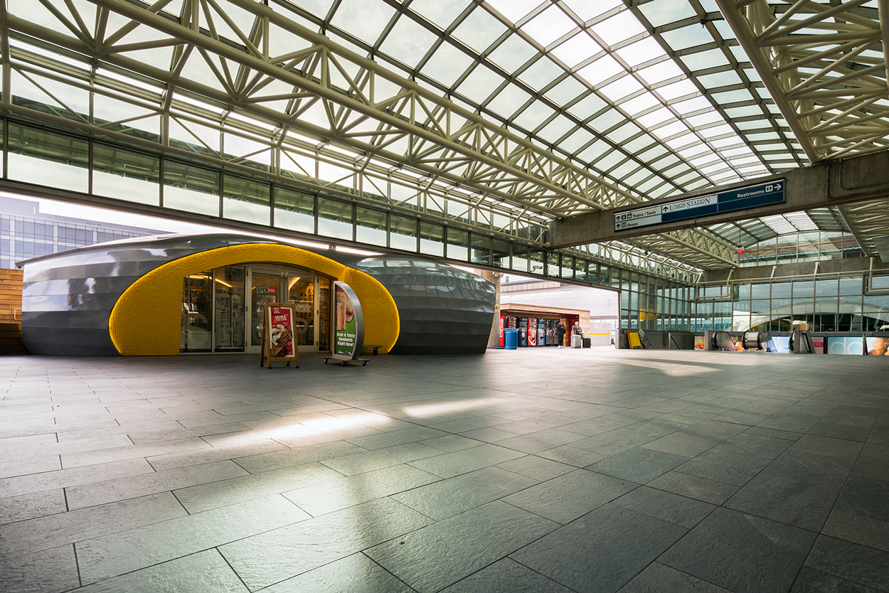 Union Station Bus Terminal